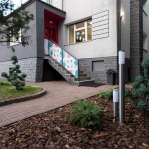 Międzynarodowe przedszkole IHP wygląd budynku